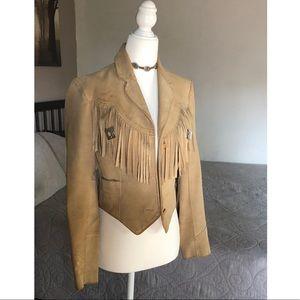 Vintage Fringe Jacket 🐴